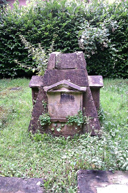 Grave, The Parish Church of St Laurence, Stroud