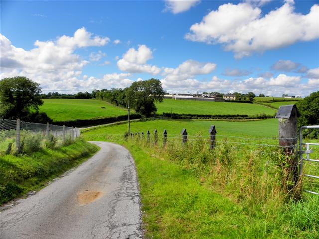 Road at Killycreen