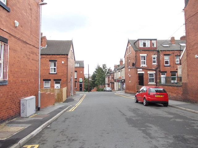 Pennington Street - Hartley Crescent