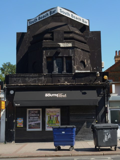 South Beach Bar, Brixton Hill SW2