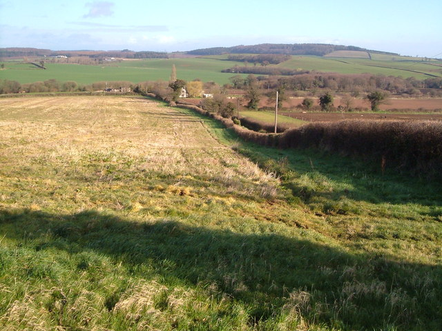 Towards Duckaller Farm