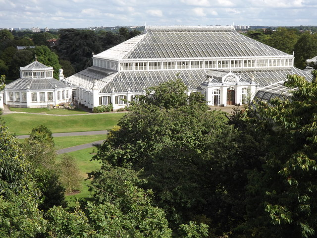Temperate House at Kew Gardens