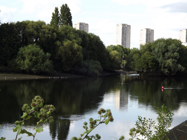 River Thames at Brentford