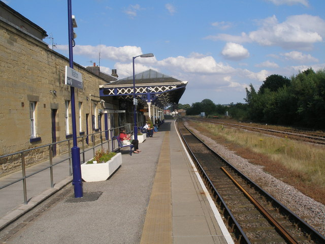 Malton station