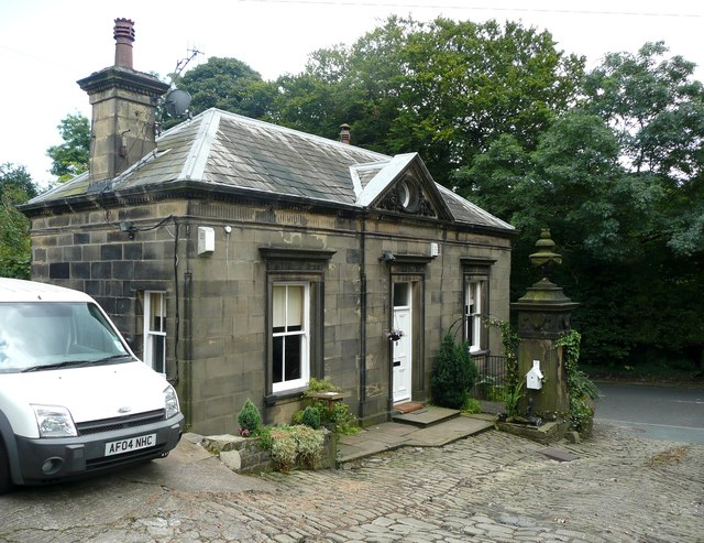 Porter�s Lodge off Rochdale Road