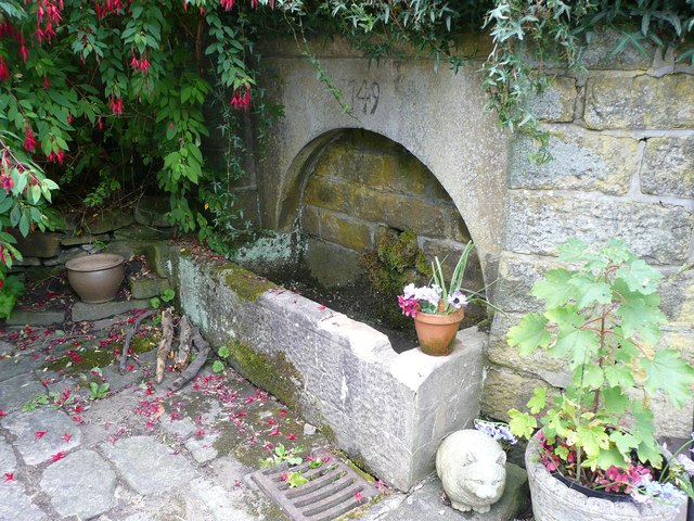 Well at Porters Lodge off Rochdale Road