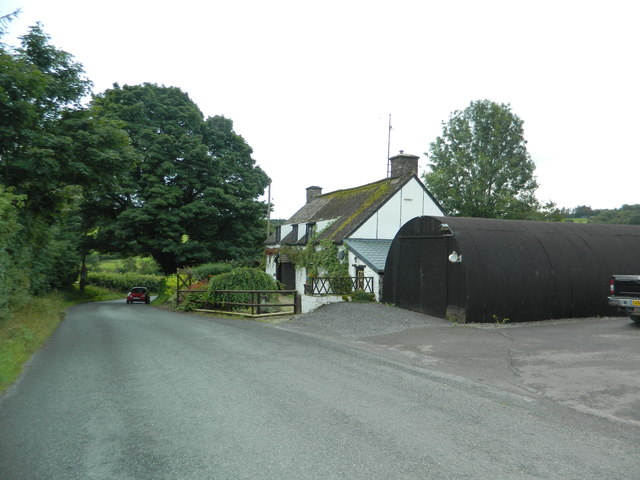 House at Caerfagu