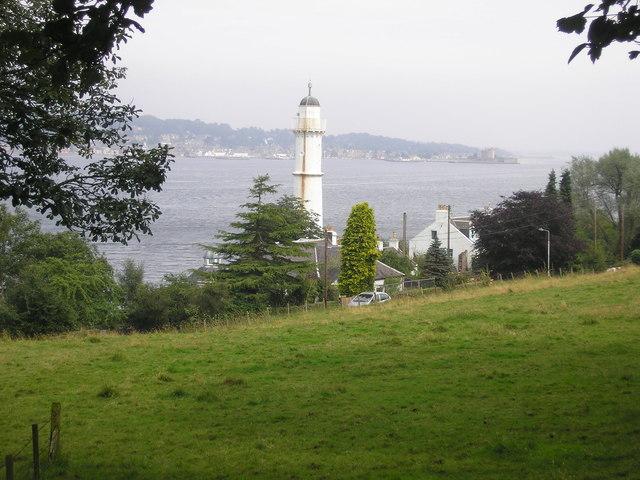 Tayport west lighthouse