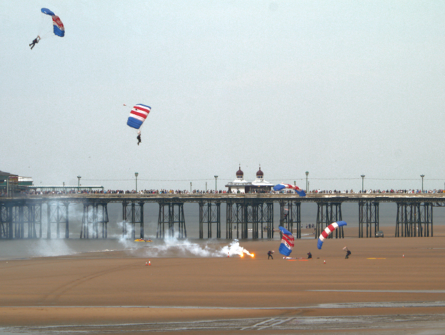RAF Falcons, Down Safely
