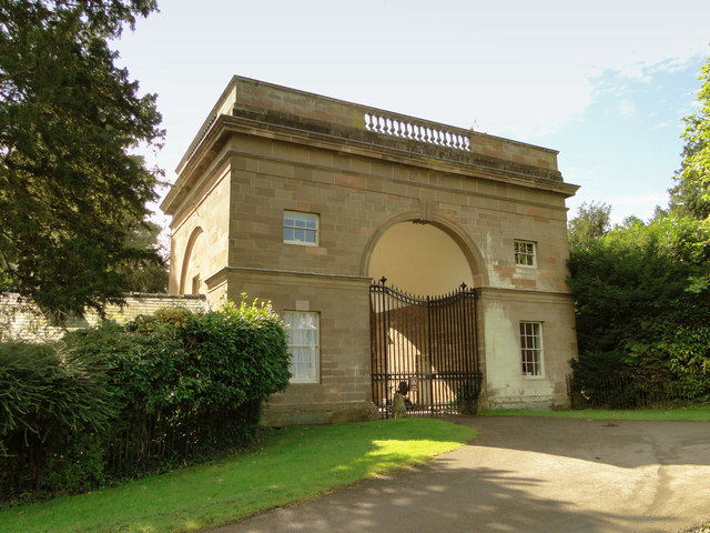 Triumphal Arch, Berrington Hall
