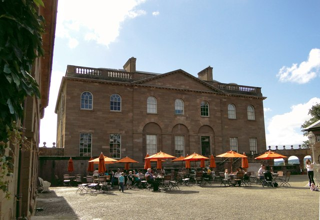 The Courtyard, Berrington Hall