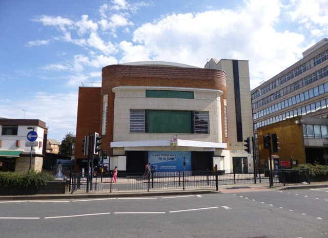 Streatham, former cinema