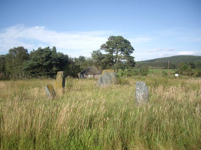 Pseudo 'Stone Circle'
