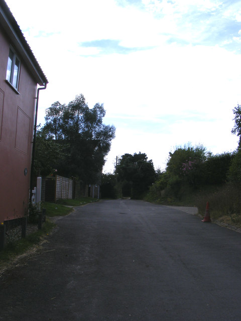 Chapel Lane, Wenhaston
