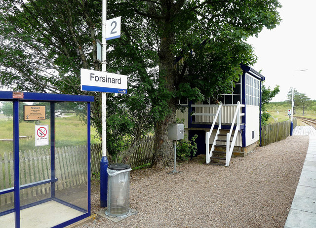 Forsinard Railway Station