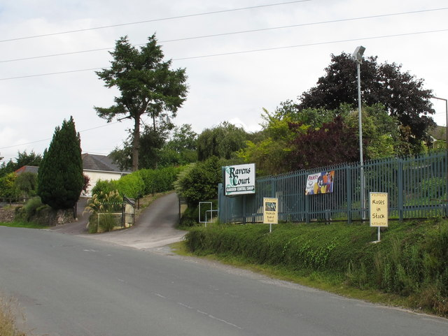 Garden centre, Woodlands, Kerry Pike, Cork