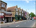 TQ3072 : Streatham, Five Bells by Mike Faherty