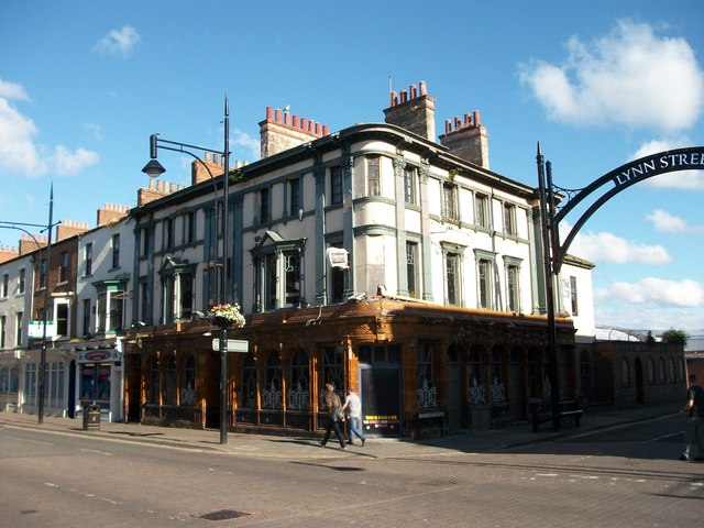Shades Hotel, Church Street