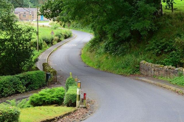 Road to Hobkirk