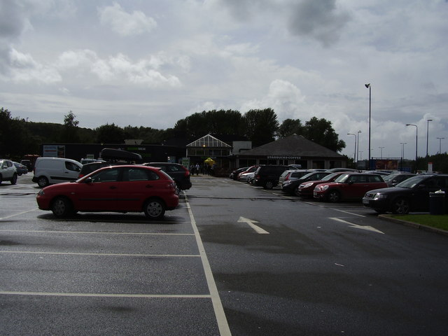 Gordano Services on the M5