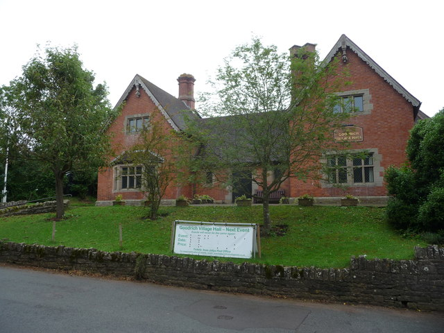 Goodrich Village Hall