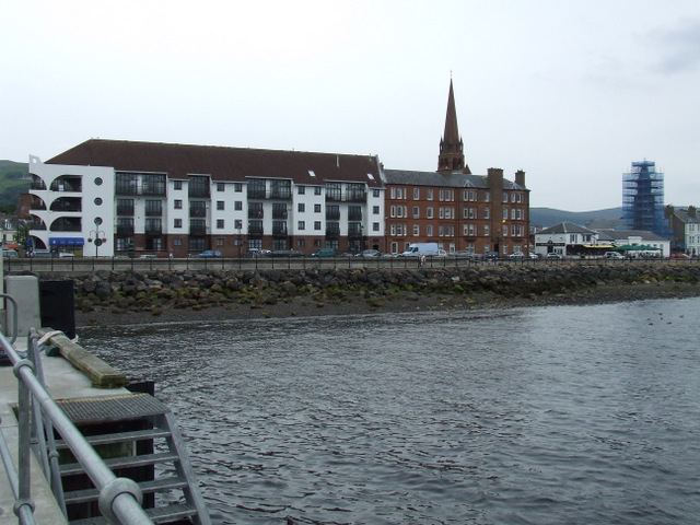 The Moorings building