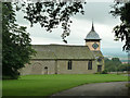 SO4465 : Croft Castle - church by Chris Allen