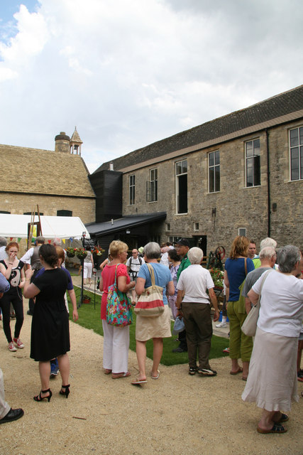 Combe Mill - re-opening
