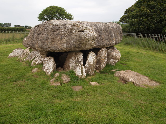 Lligwy Burial Chamber