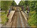 SD6526 : Cherry Tree Railway Station by David Dixon