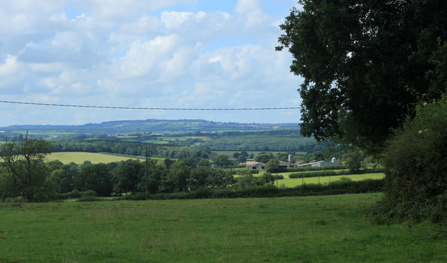 2012 : South west from Holt Road