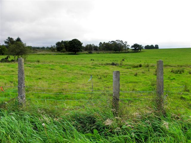 Glasmullagh Townland