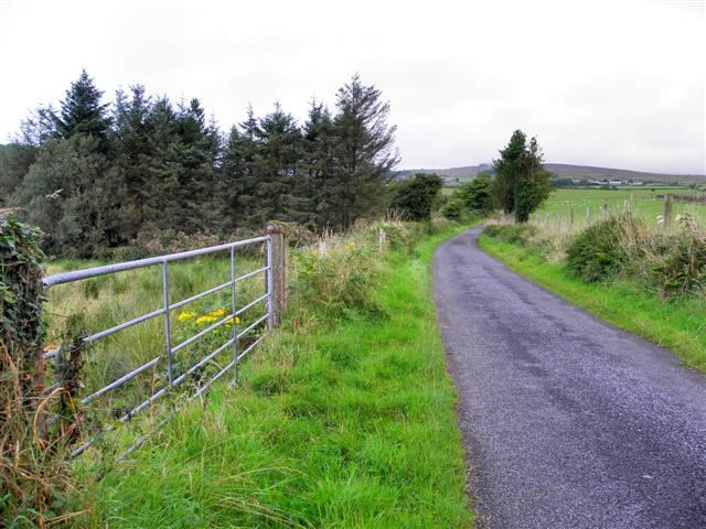 Glasmullagh Road, Glasmullagh