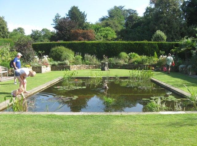 The Italian Garden,  Hever Castle