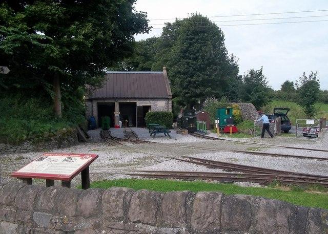 Steeple Grange Light Railway