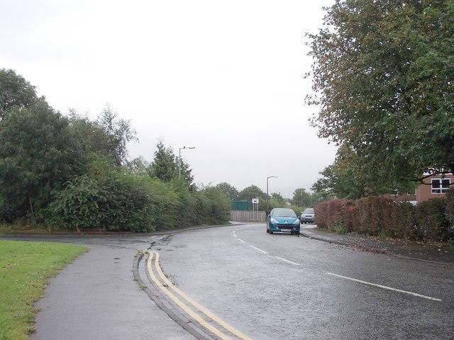 John Escritt Road - Leonard Street