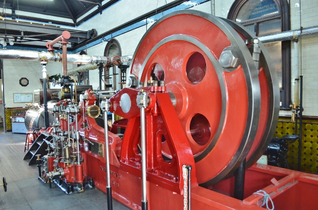 Hathorn Davey 1894 Pumping Engine
