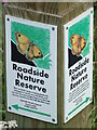 TM2180 : Roadside Nature Reserve by Keith Evans