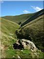 SD6595 : The valley of Swarth Greaves Beck by Karl and Ali