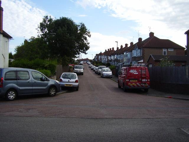 Leyland Road