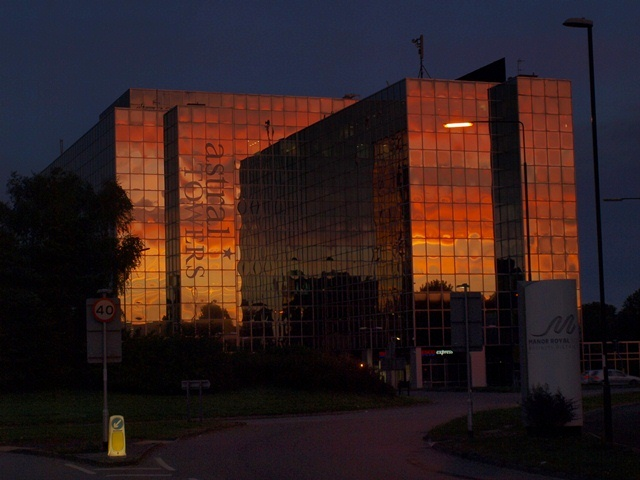 Astral Towers at Crawley