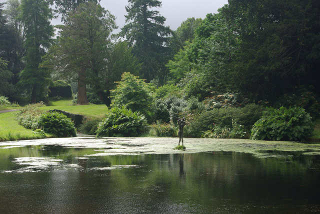Mermaid Pond, Forde Abbey