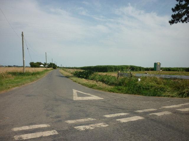 Fengate Road