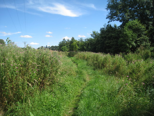 The Viking Way near Asterby (2)