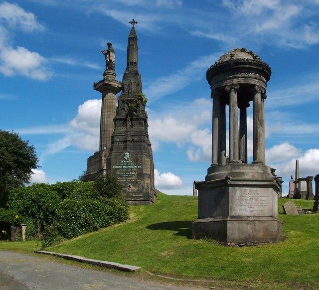 Memorial to John Dick