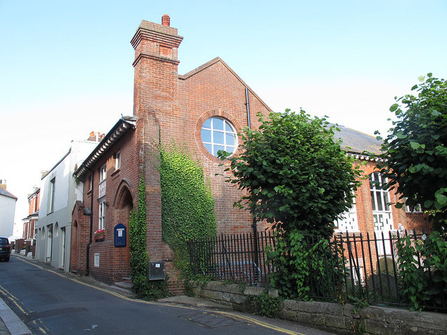 St Clement's Church House