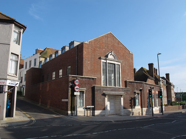 Former Wesleyan chapel, Hastings