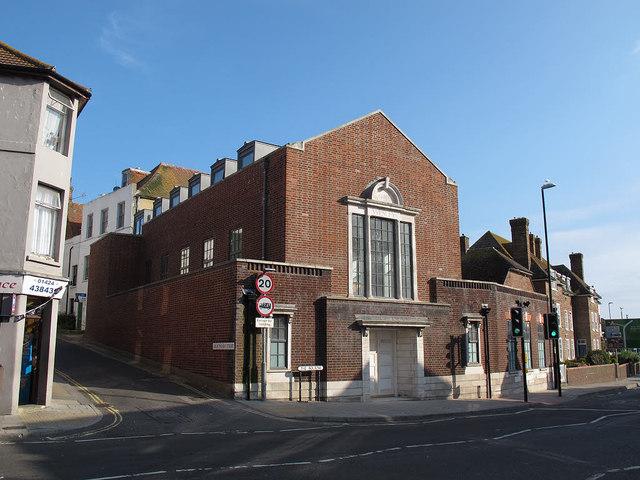 Former Wesleyan chapel, Hastings