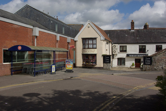 Bath Street, Chard