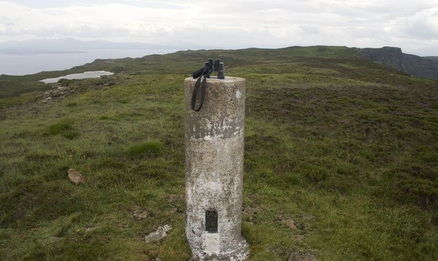 Beinn Bhuidhe trigpoint